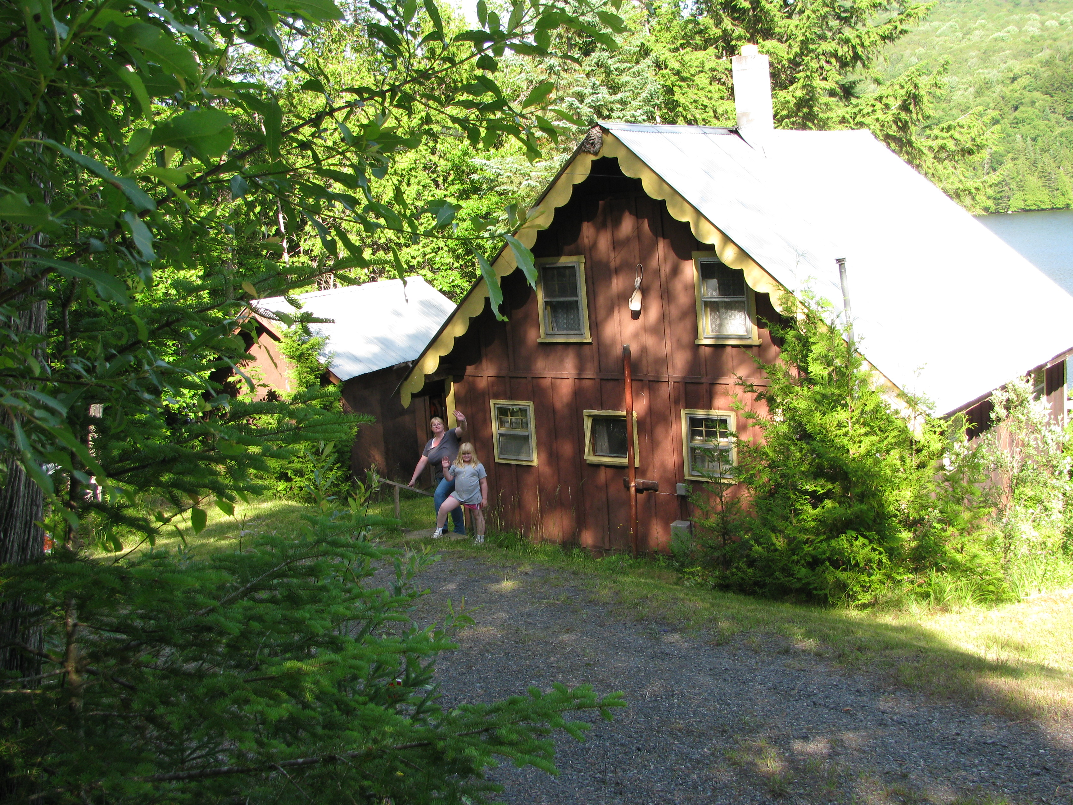 cottages home rental vacation rentals cottage watch lakefront vermont lake champlain family youtube