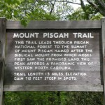 Mt. Pisgah Trailhead - Northeast Kingdom Vermont